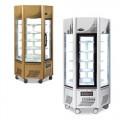 Vertikāla aukstuma vitrīna (600 ltr)