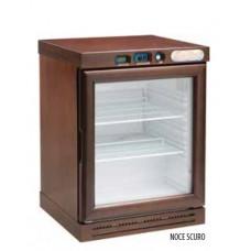Vīna ledusskapis (130 ltr) ar stikla durvīm