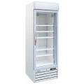 Saldētava (420 ltr) ar stikla durvīm
