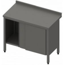 N/T galds-skapis 1600*600 ar bīdāmām durvīm